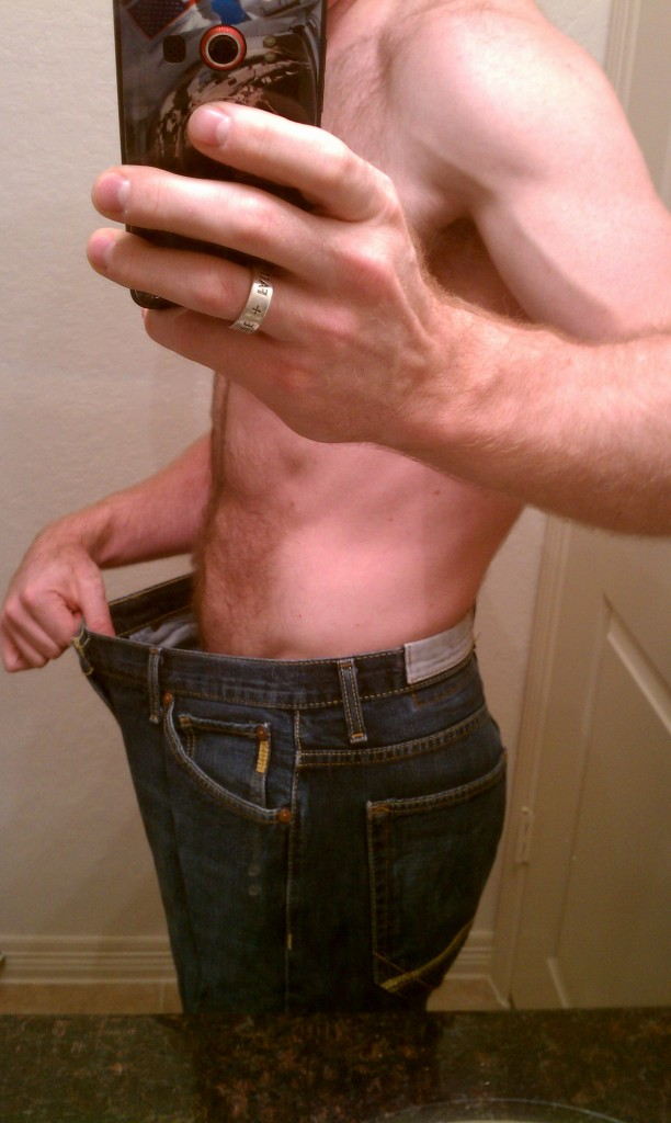 One Year Body Recomposition